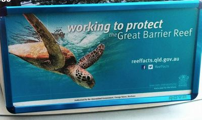 Reef Facts Billboard